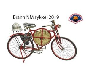 Brann NM sykkel 6. til 8. september